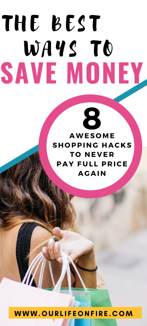 The Best Ways To Save Money - Shopping Hacks