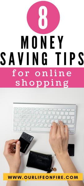 8 Money Saving Tips for Online Shopping