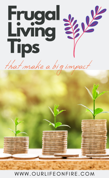 Frugal Living Tips to Make Your Money Grow
