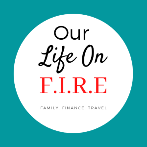 Our Life On FIRE Logo